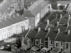 1965 Tonight Programme (Air Pollution Phurnacite Plant) Clip