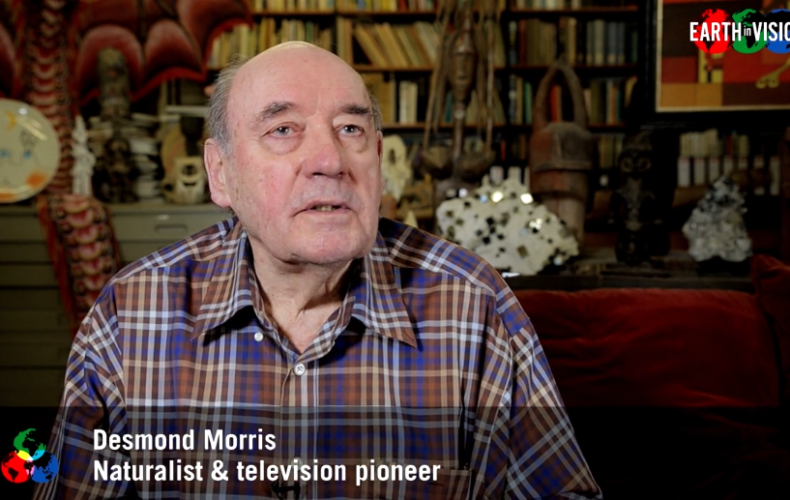 Interview with Desmond Morris
